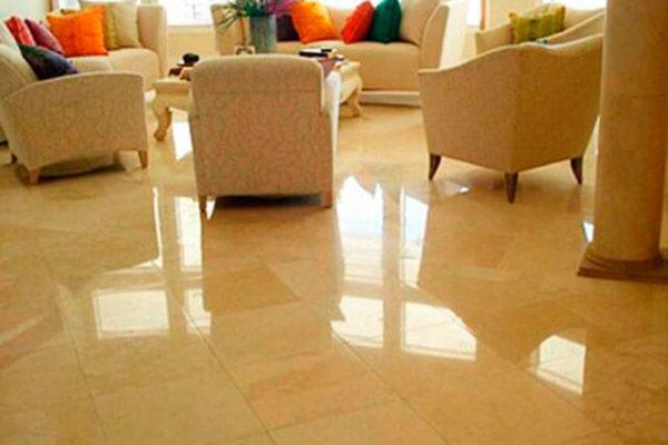 Põranda pesu