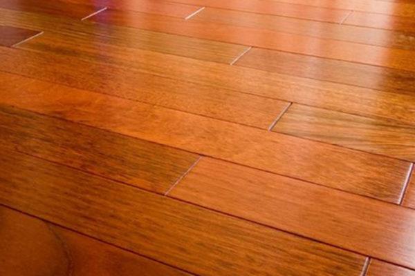 Põrandate õlitamine
